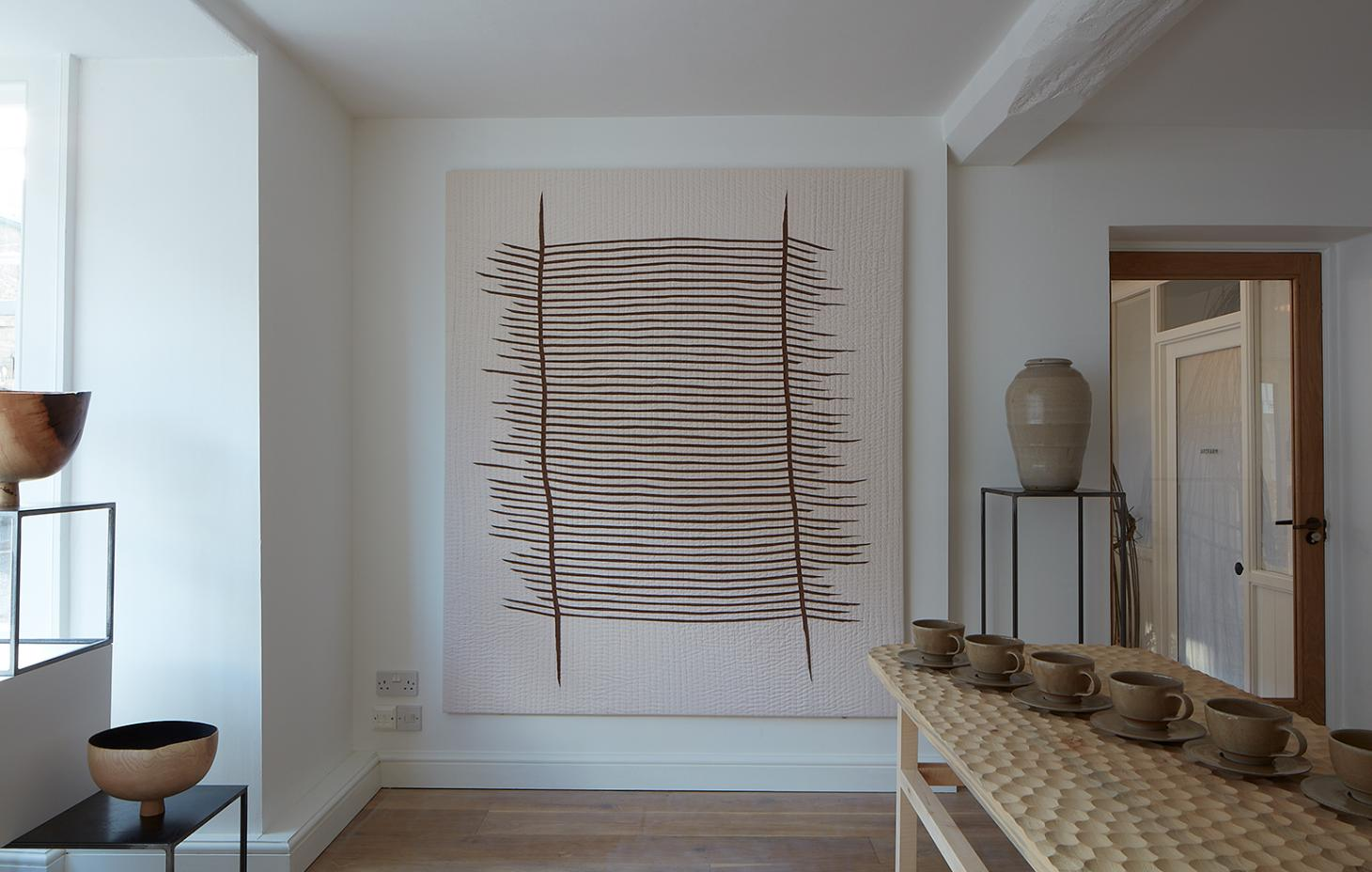 Inside the Make Gallery with Levelling Traditions exhibition of British craft