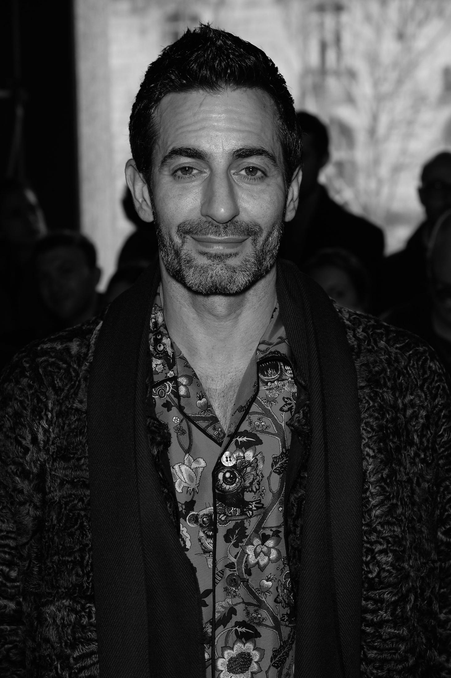 Marc Jacobs, photography by Dominique Charriau, sourced by GettyImages