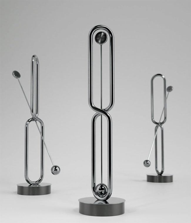 Metronome from the London Design Biennale designed by Alter-Projects and Servaire & Co