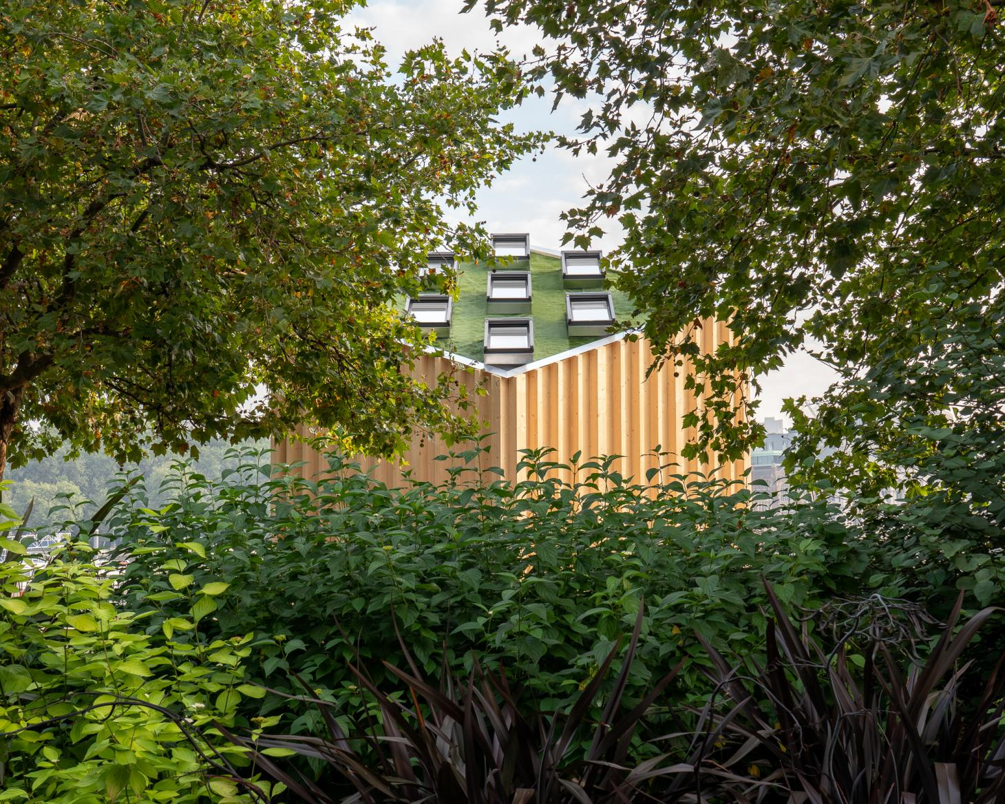 The Cube by VELUX in London