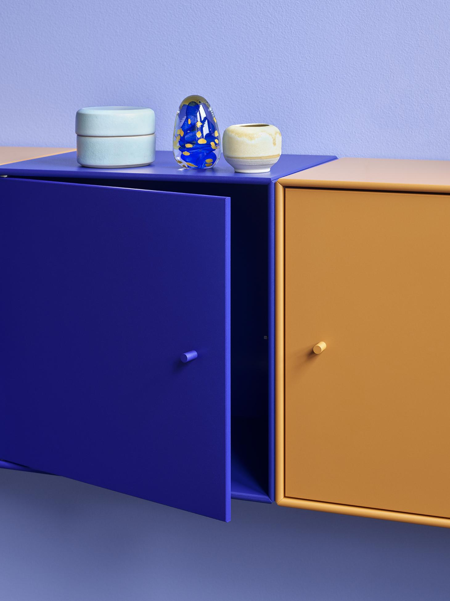 Best colourful storage by Montana