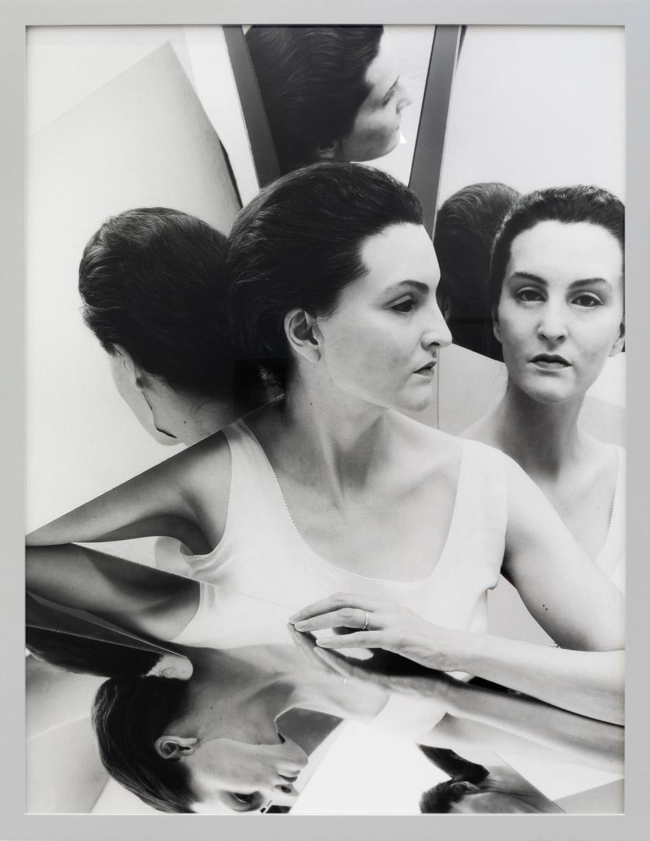 Gillian Wearing, Me as Meret Oppenheim, which saw the British artist assume the role of Swiss surrealist artist Meret Oppenheim