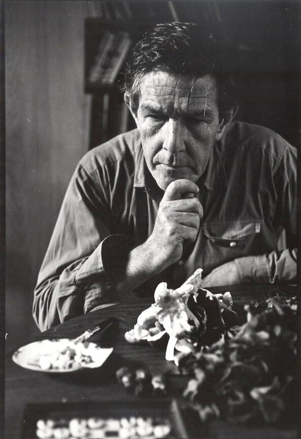 john cage and mushrooms