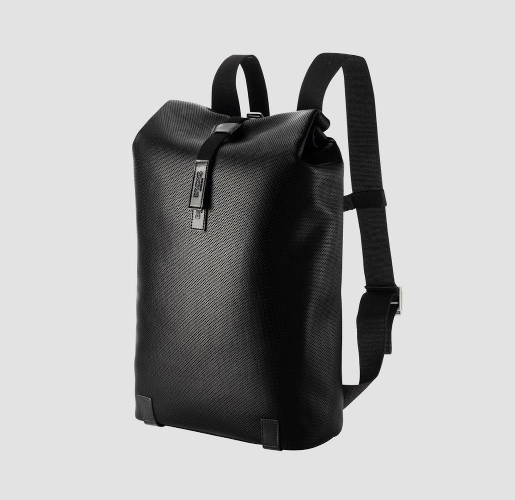 'Pickwick Reflective' backpack, by Brooks England
