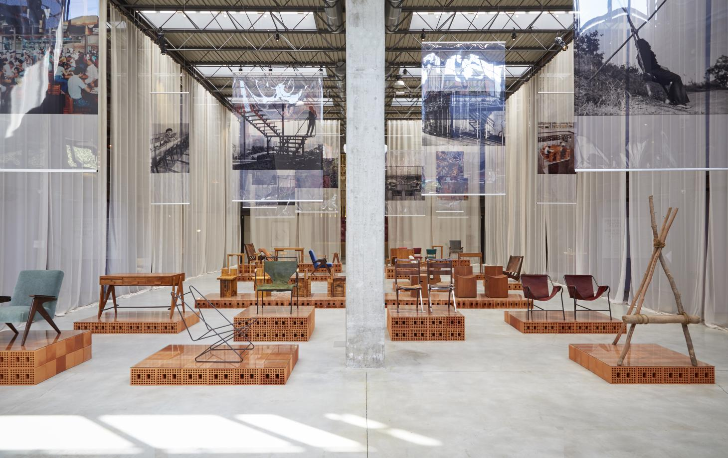 Nilufar Depot, a Milan design gallery hosting exhibitions curated by Nina Yashar Salone del Mobile 2021 - Discover Milan Design Week 2021