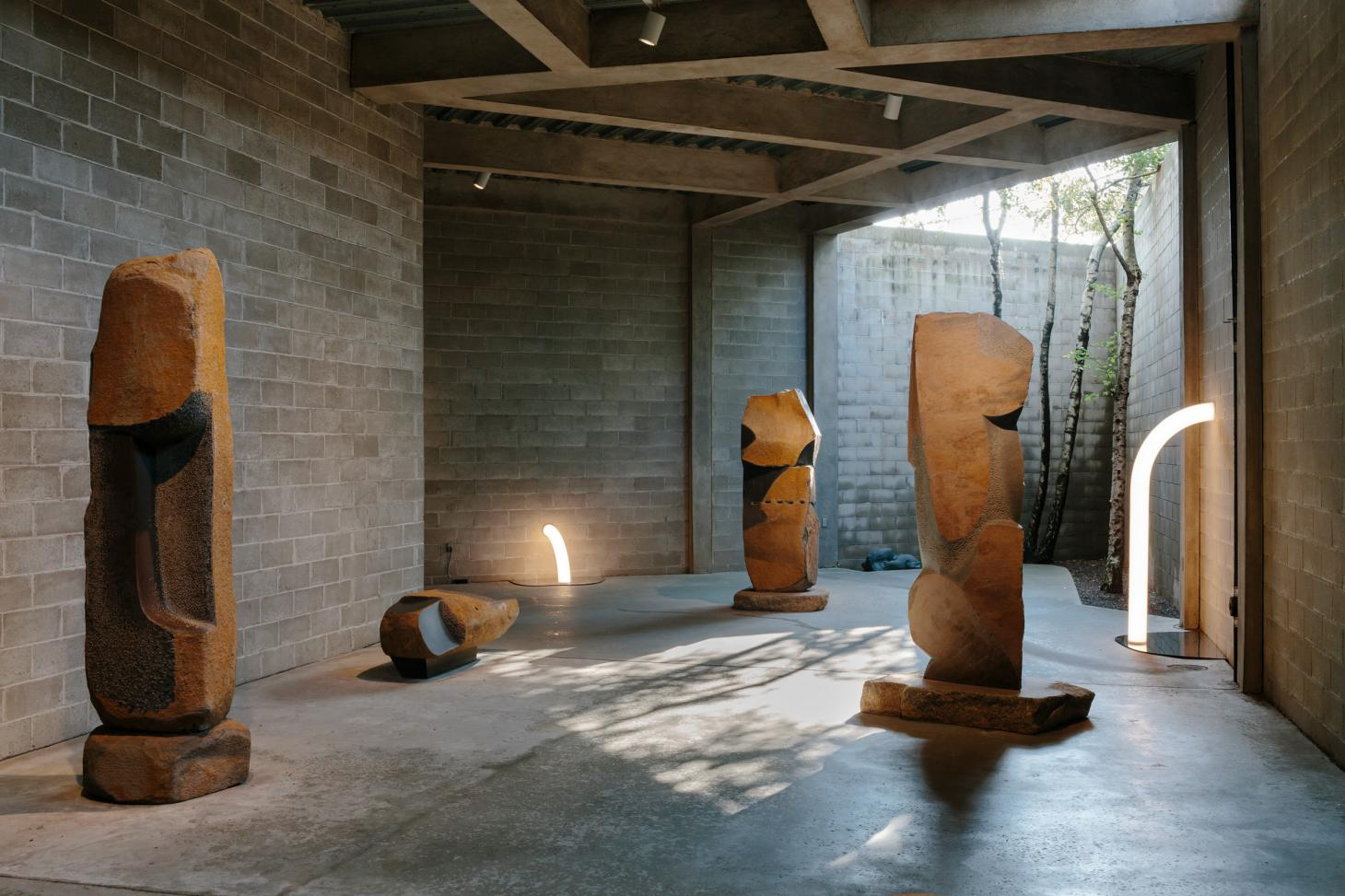Noguchi and Objects of Common Interest art works