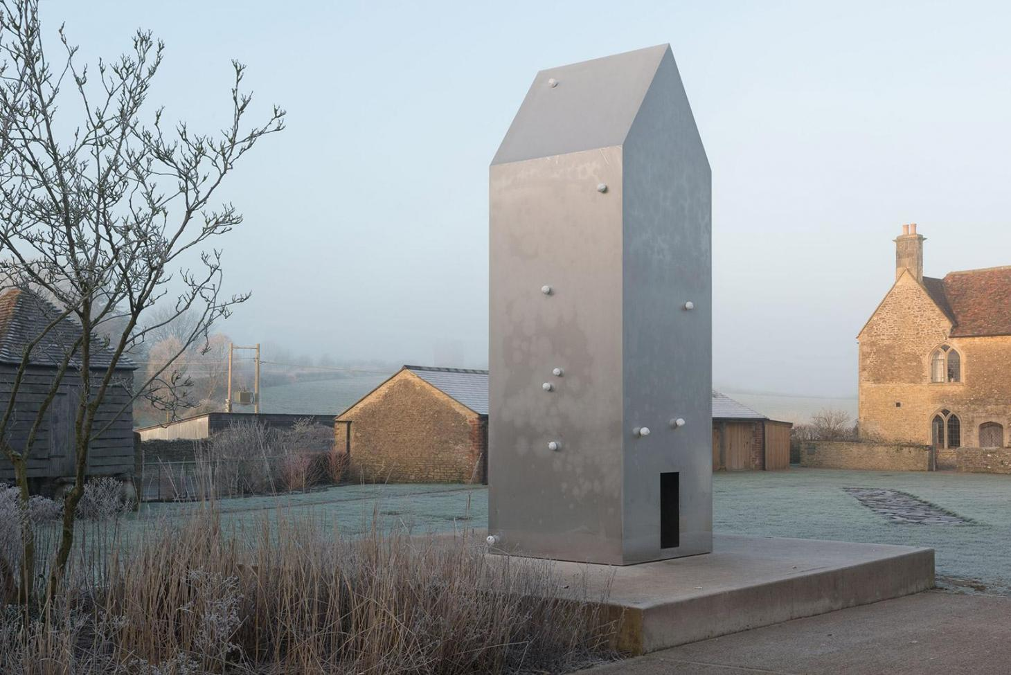 Cannot Enter Cannot Exit by Not Vital at Hauser & Wirth Somerset