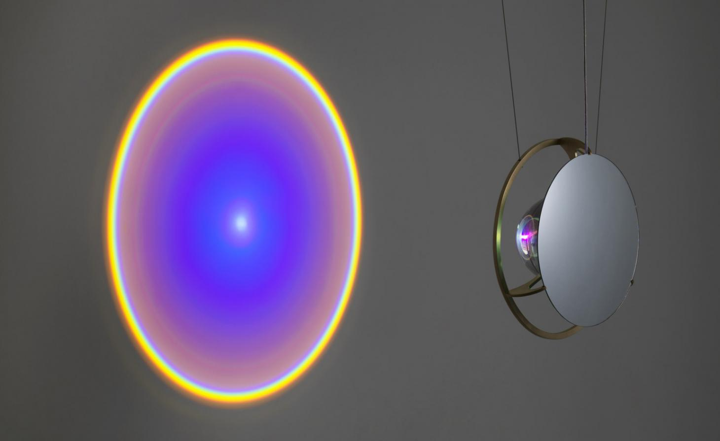 Olafur Eliasson reflects on ways of seeing ahead of his latest exhibiton
