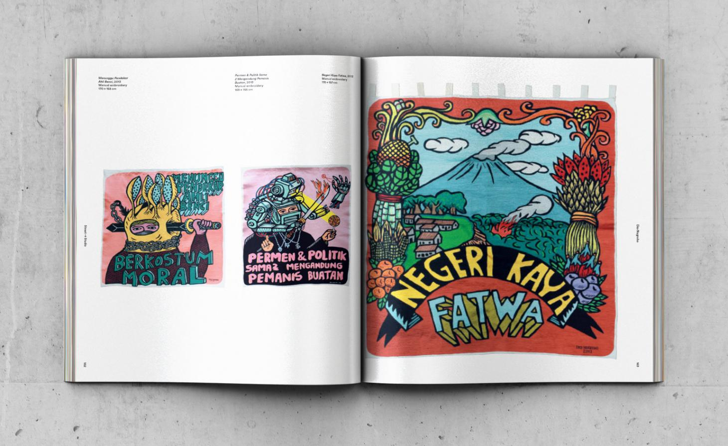 Pages from the book Street to Studio