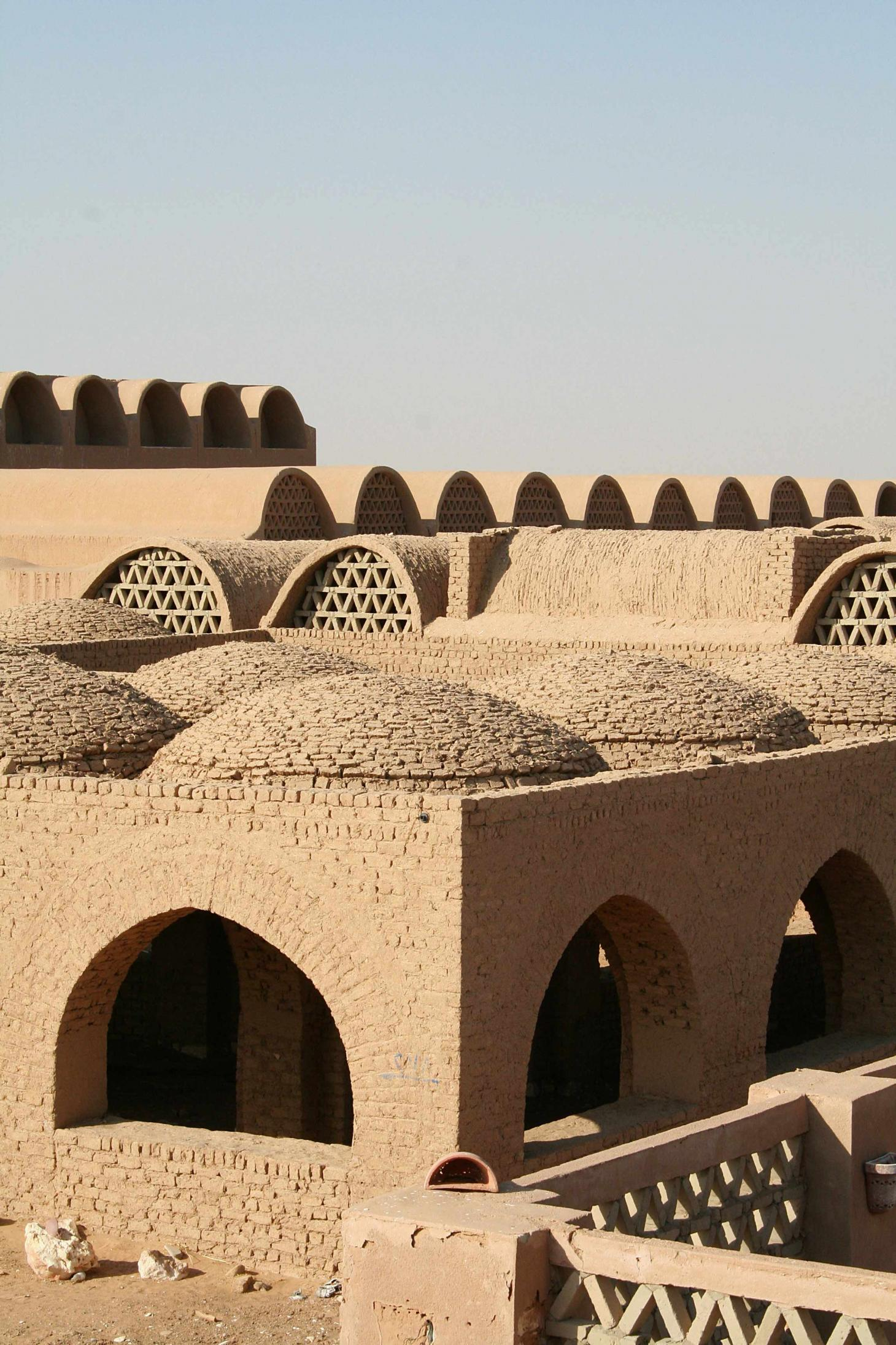 Hassan Fathy architecture in Egypt