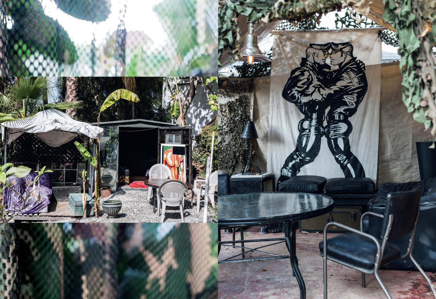 Inside a temple to Tom of Finland in LA
