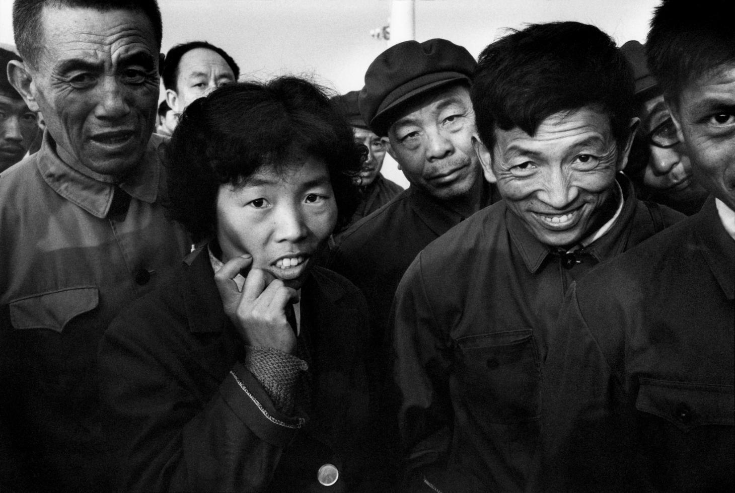 A panoramic portrait of 20th century China as seen by Magnum photographers