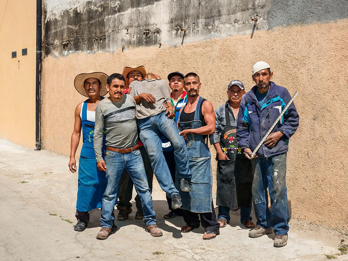 Pieter Hugo's fascinating photographs bring Mexican culture to life