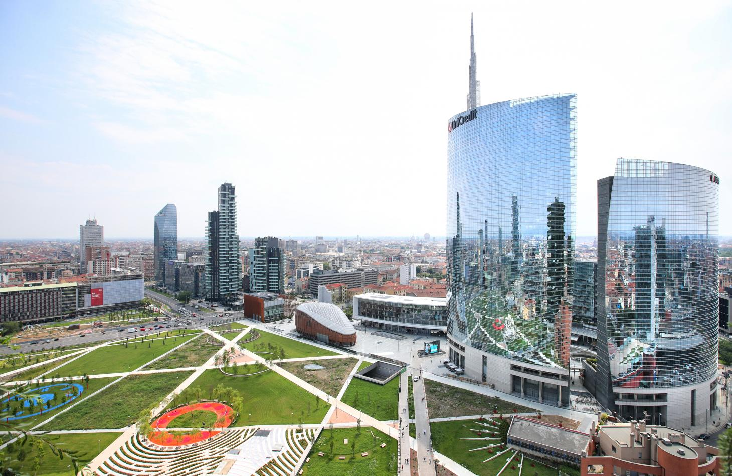 Milan's Porta Nuova urban success story | Wallpaper*