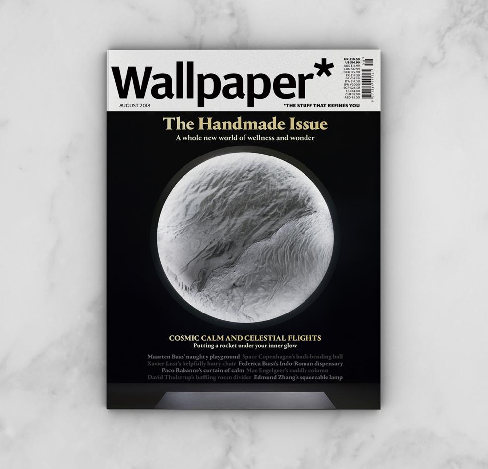 Wallpaper* August Handmade issue 2018