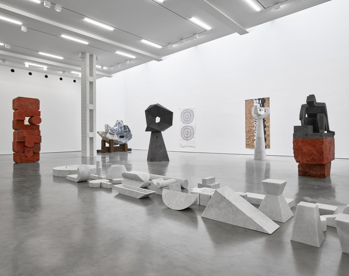 Tlali, Exhibition view. 504 West 24th Street, New York. 6 May – 17 June, 2021. © Pedro Reyes. Courtesy Lisson Gallery