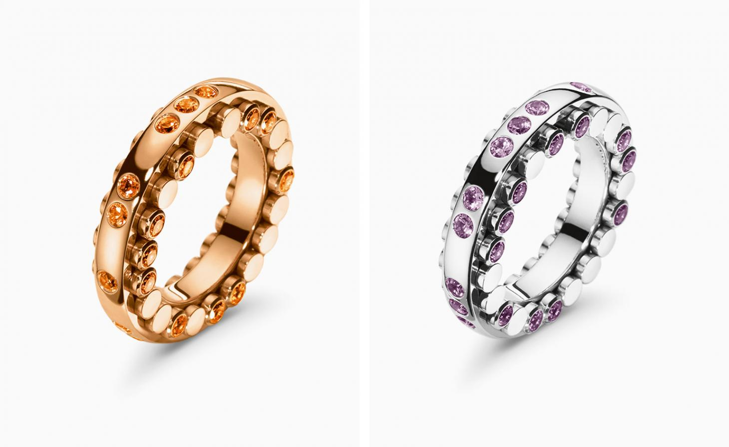 Bucherer rings