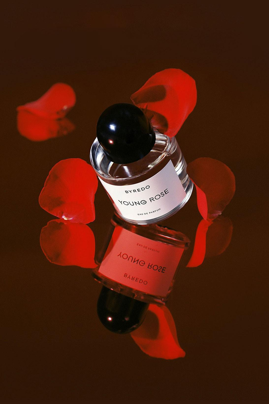 Young Rose perfume by Byredo
