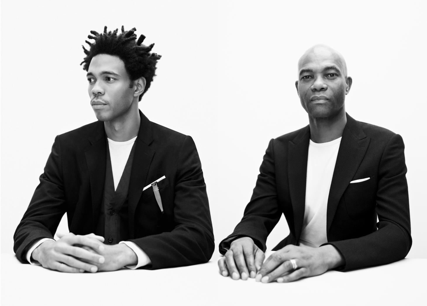 Charlie and Joe Casely-Hayford