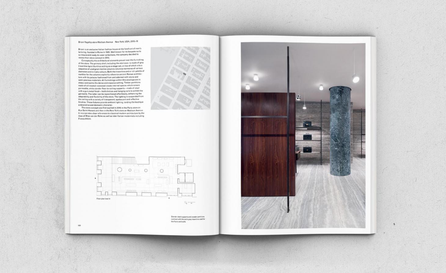 David Chipperfield monograph