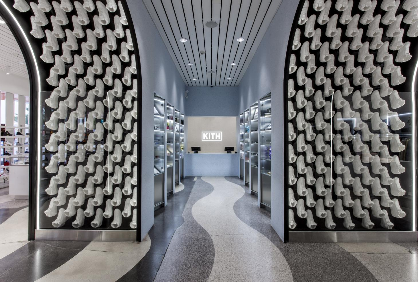 Kith store by Snarkitecture in Miami