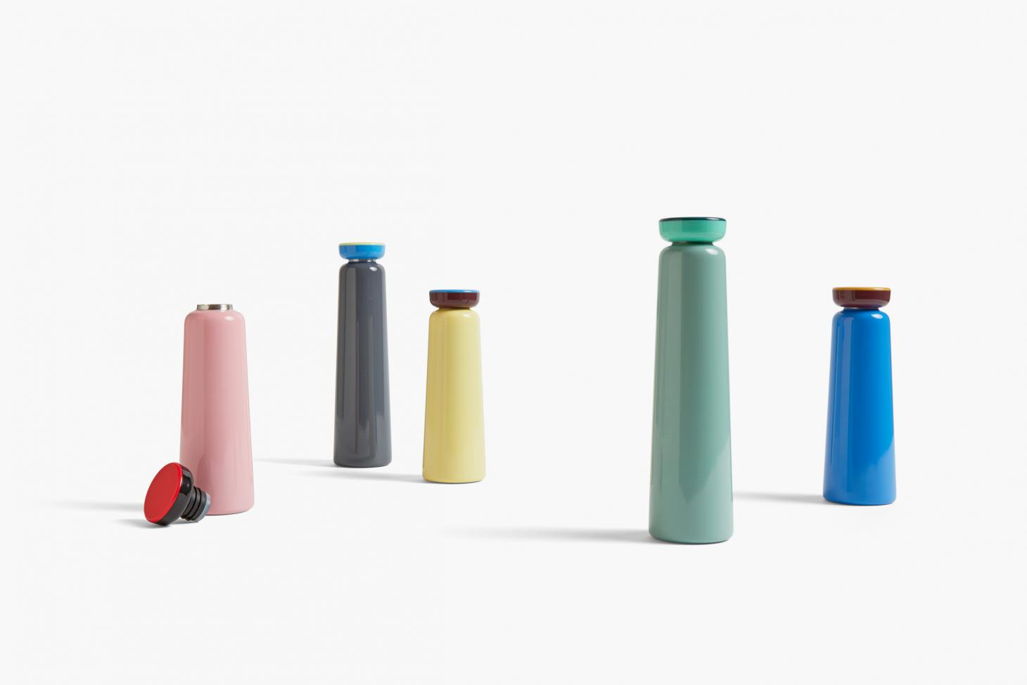 'Sowden' water bottle, by Hay