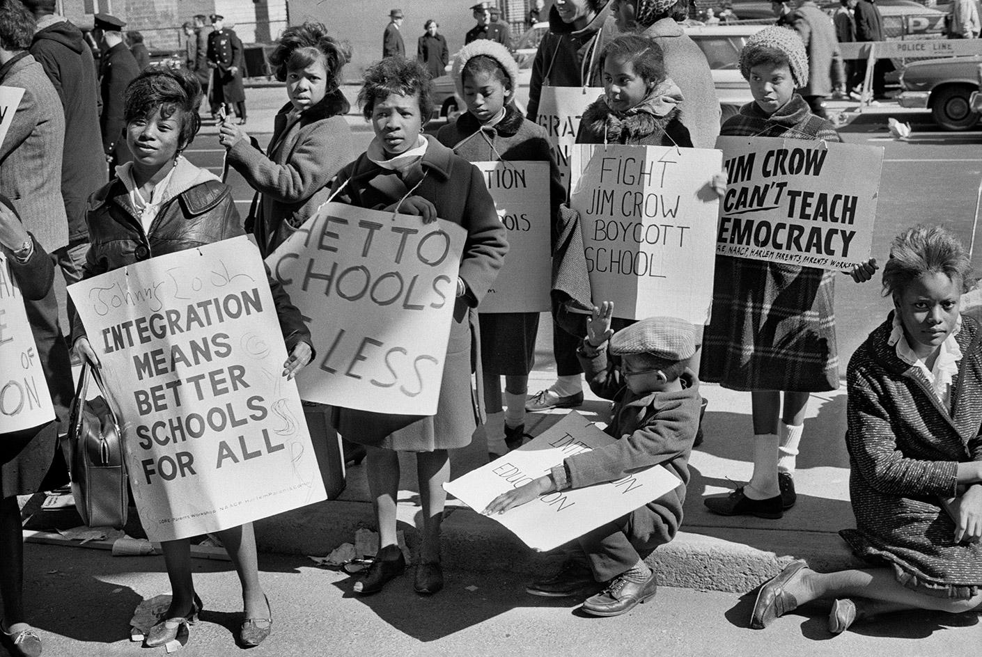 Protest, Power, People: New York's Streets In 1960s-1980s