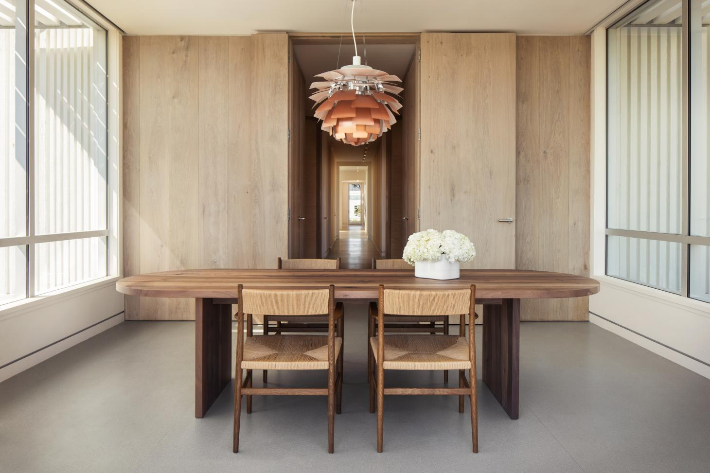 donum estate's donum house by David thulstrup picture featuring one of the wine tasting areas