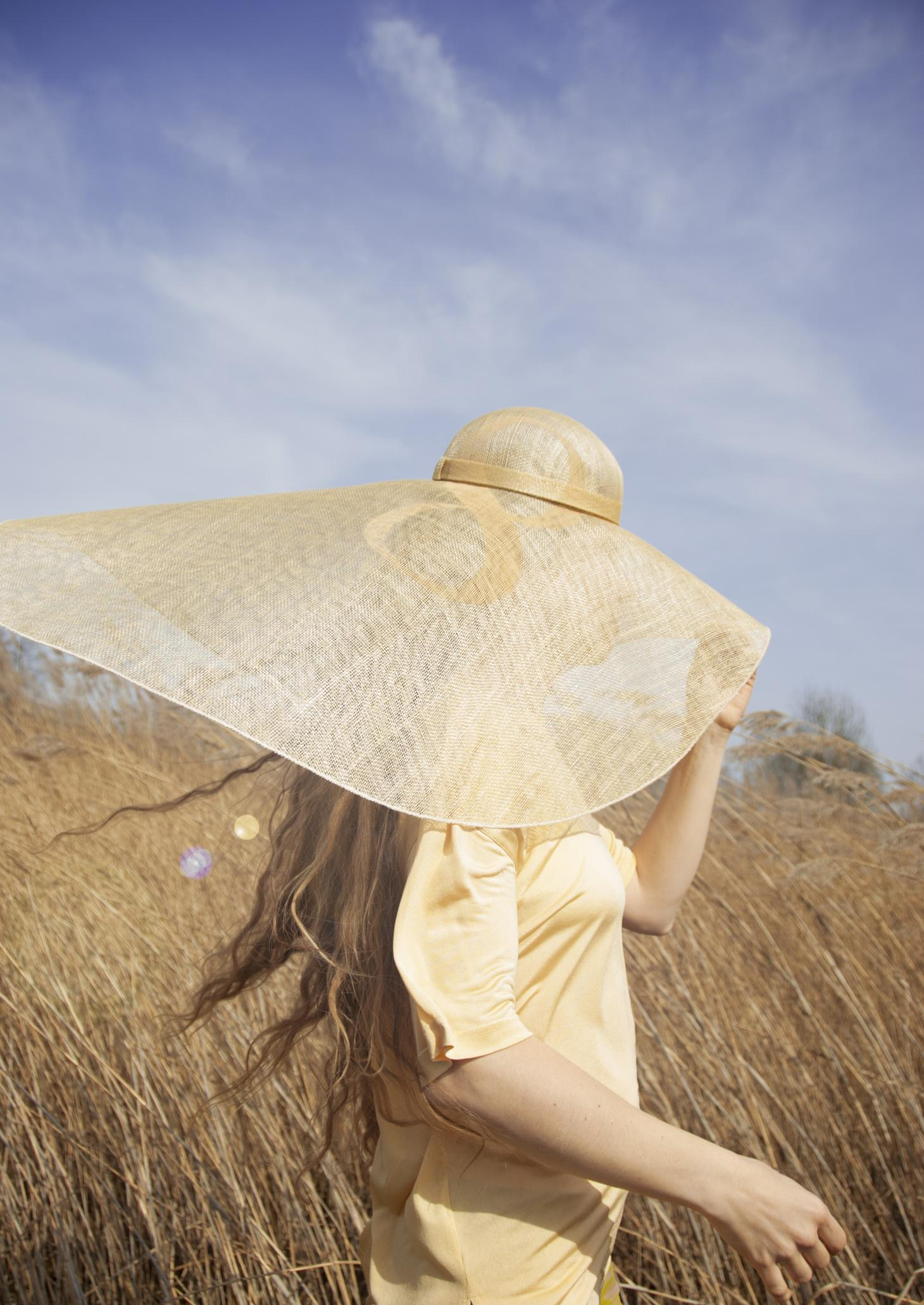 Hat by Buro Belen for the Sun+ project