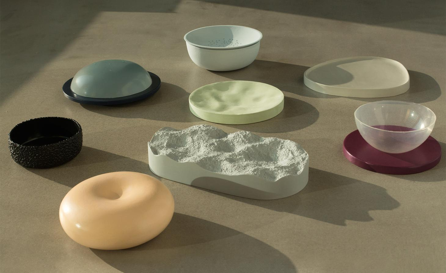 'Beyond Taste – A Multi-sensorial Series Of Tableware' a