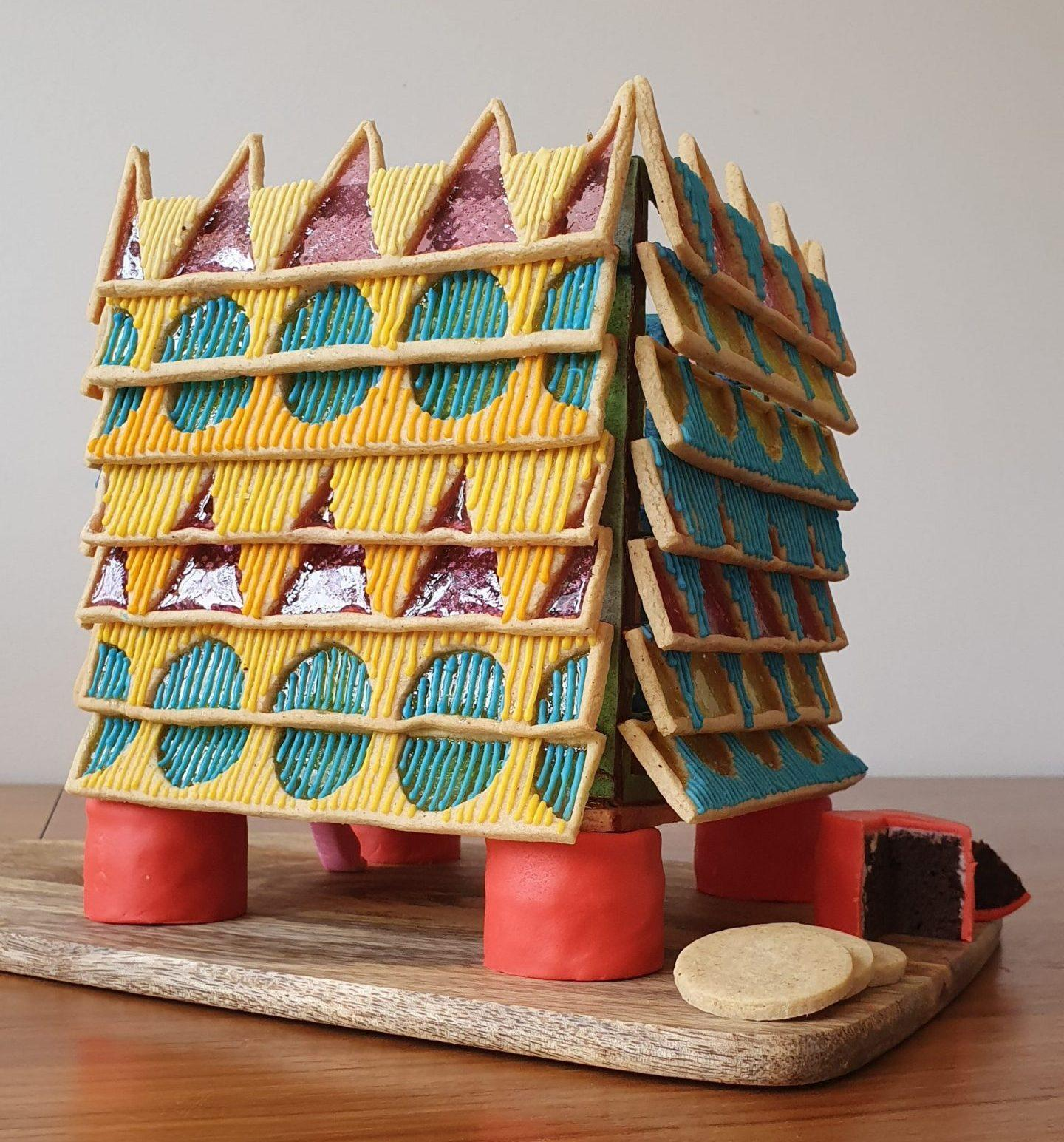 architectural cakes are part of the 2021 London festival of architecture programme