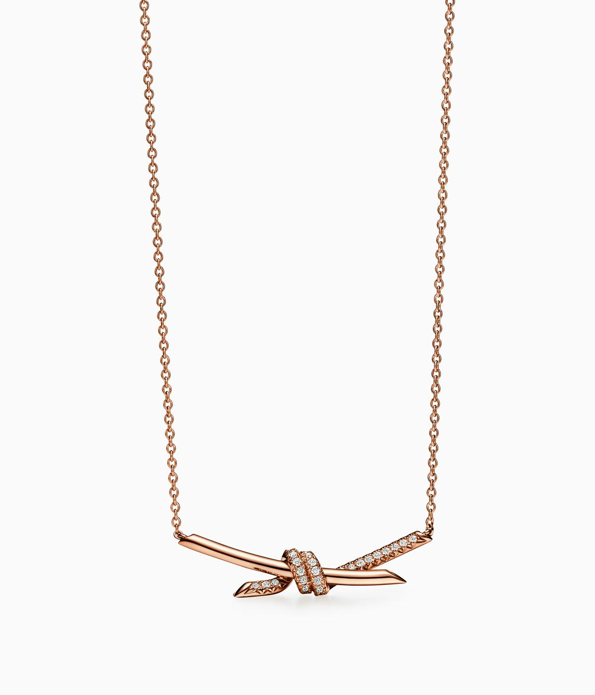 Tiffany gold bracelets and rings and necklaces