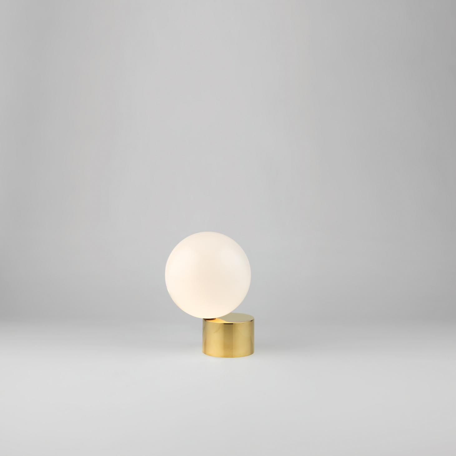 'Tip of the tongue' lamp, by Michael Anastassiades