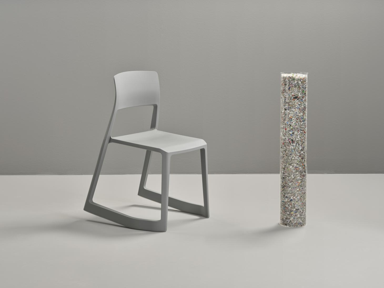 Barber Osgerby chair for Vitra