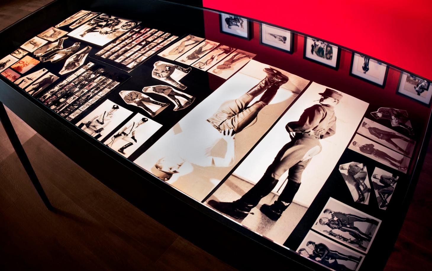 Photographs taken between 1971-1986,Silver gelatin, paper.Tom of Finland Permanent Collection