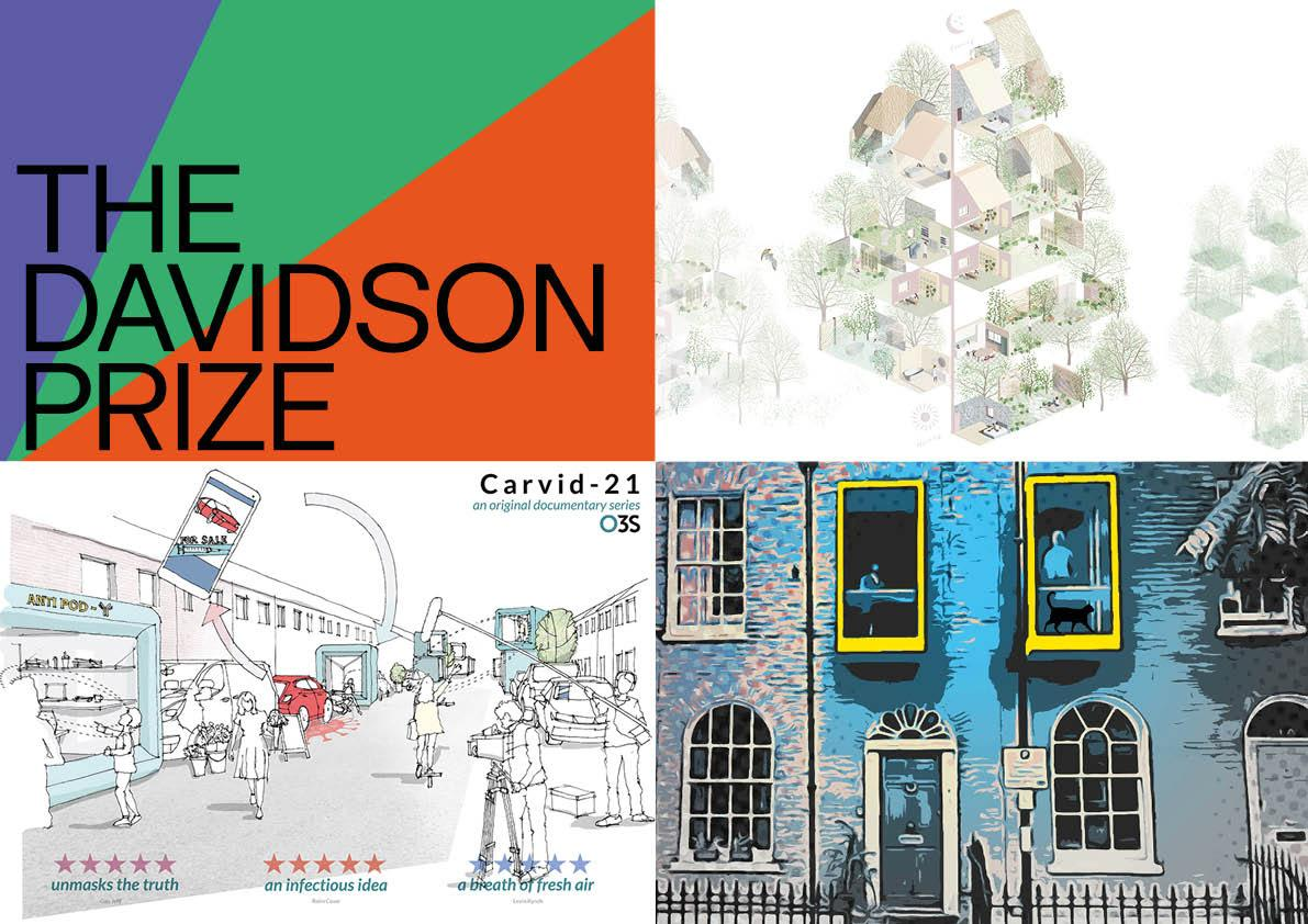 The Davidson prize ceremony is part of the 2021 London Festival of Architecture