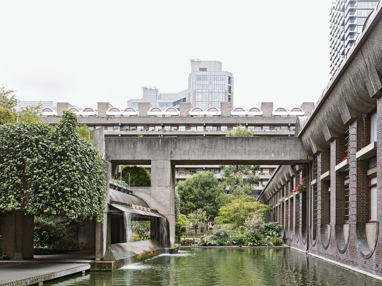The Barbican estate book photography