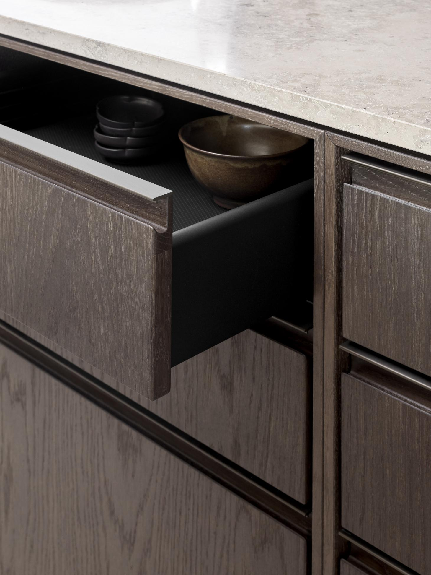 Vipp Kitchen updated with new organic materials   Wallpaper