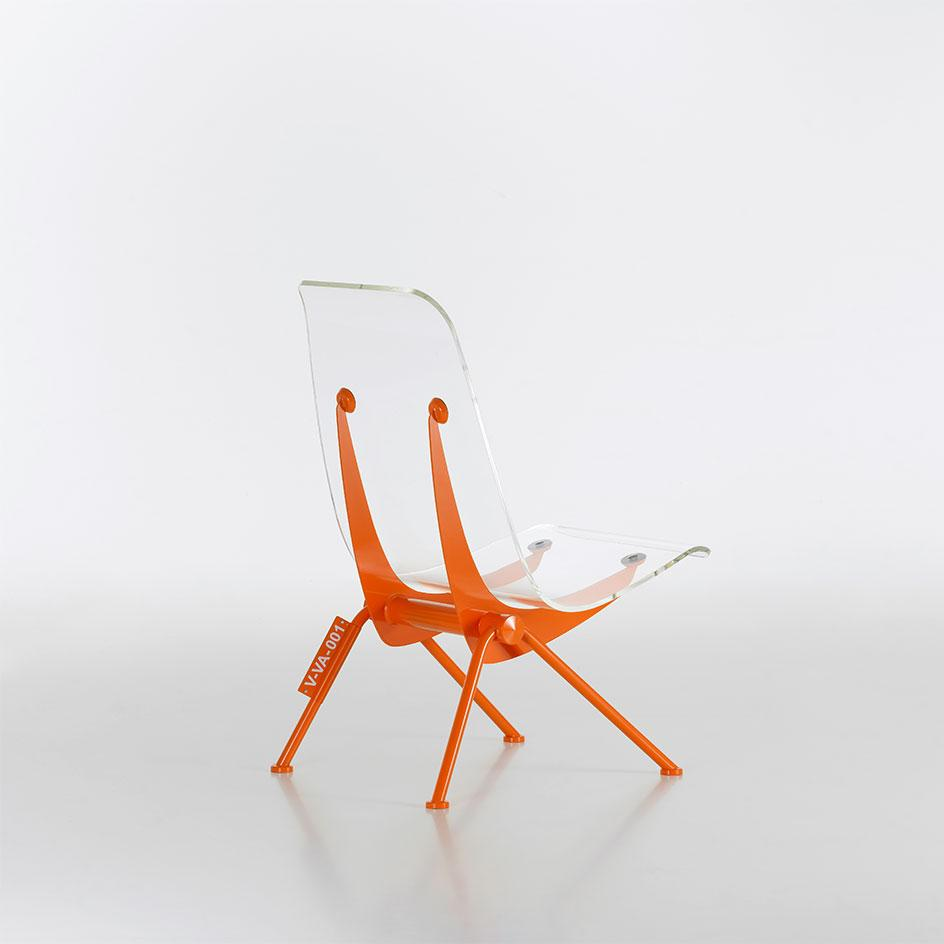 Chair by Virgil Abloh and Vitra