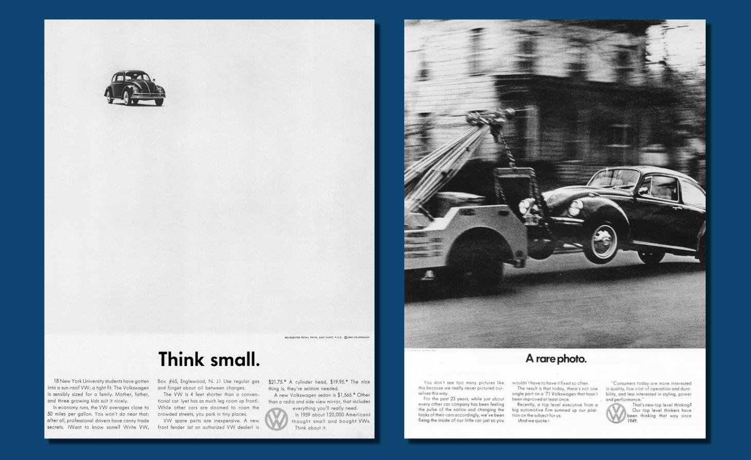 How Volkswagen changed the face of advertising | Wallpaper*