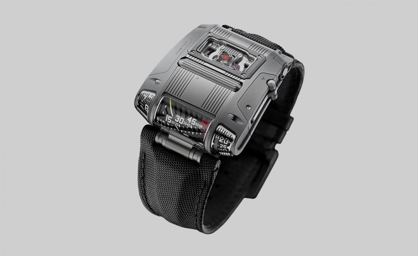 UR-111C watch by Urwerk