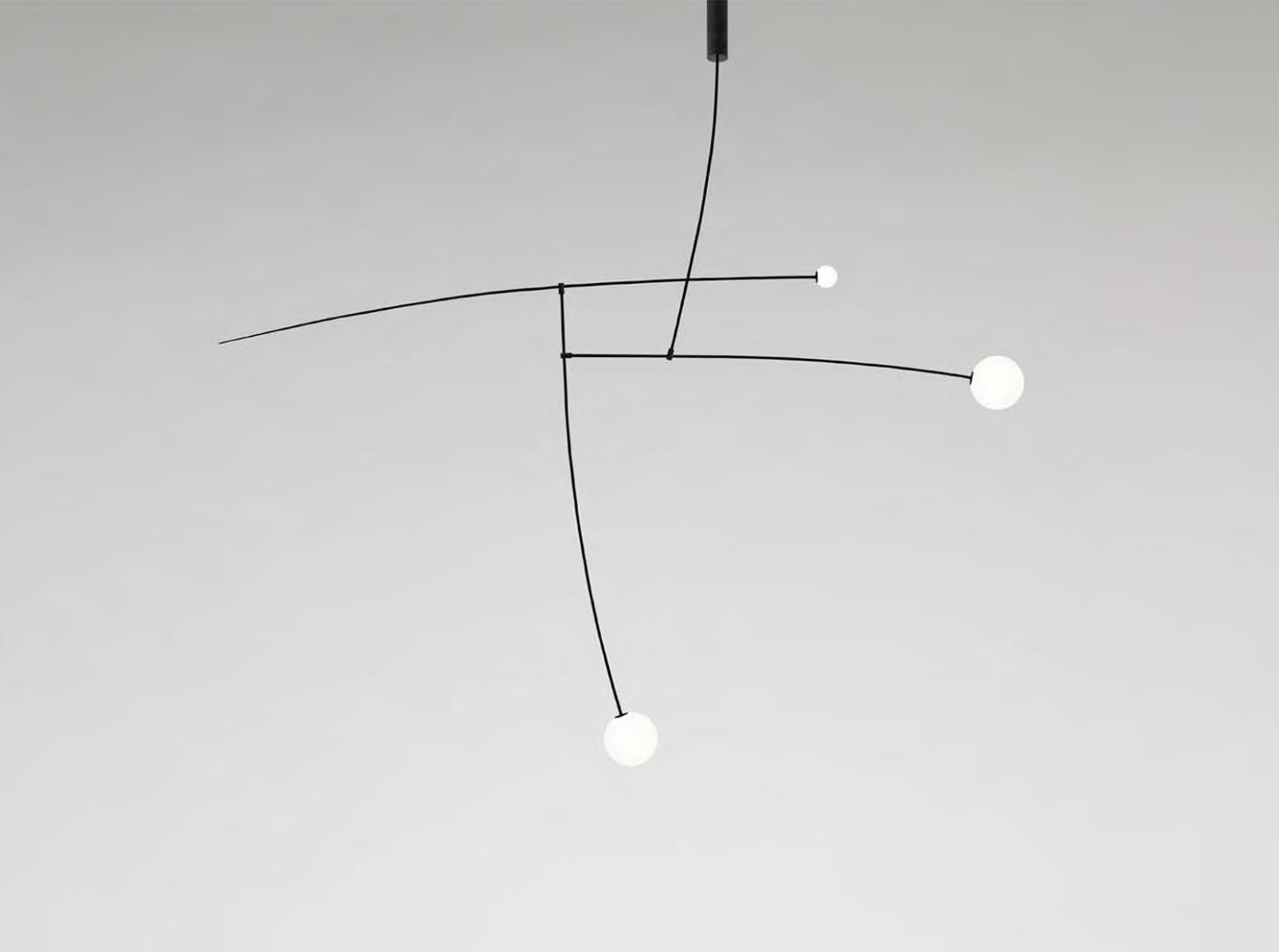 A light fitting by Anastassiades