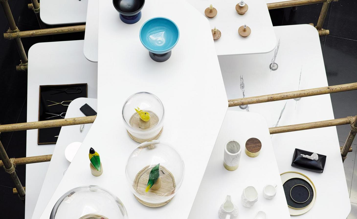 The WallpaperSTORE* Beirut pop-up store at Le Yacht Club