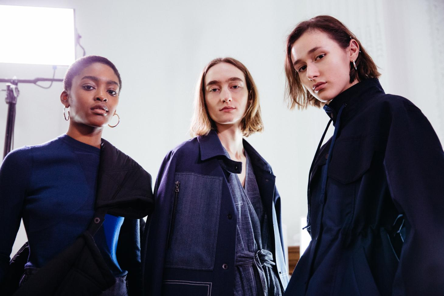 Colovos winner of the Woolmark Prize 2019