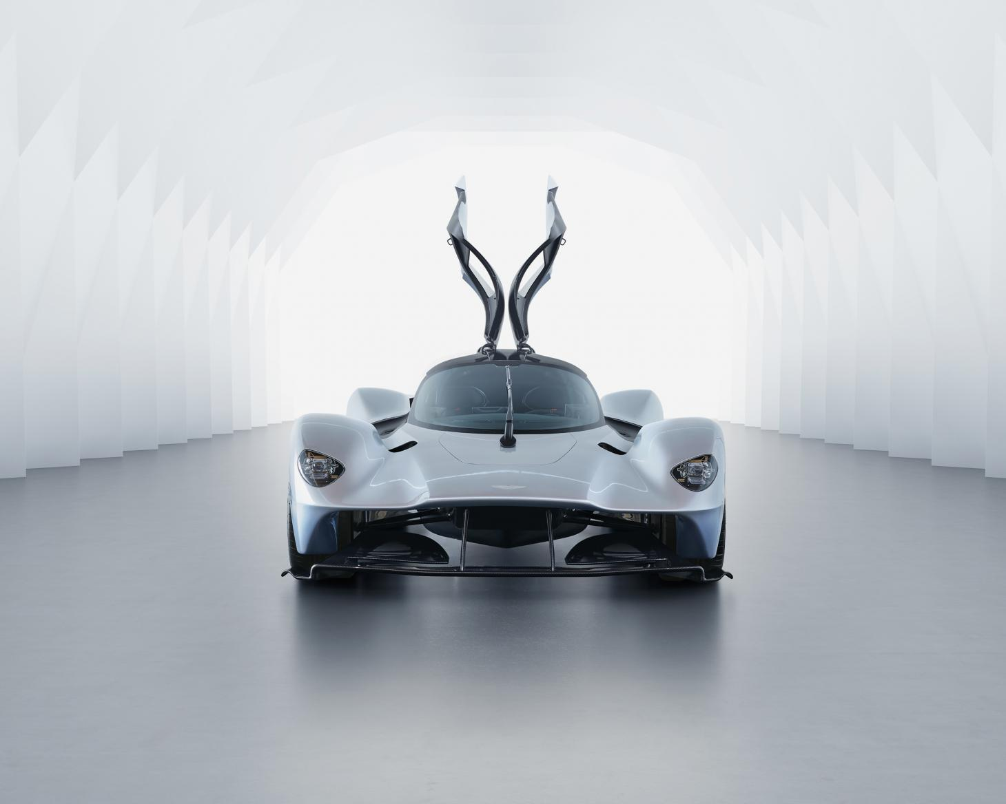 2020 Aston Martin Valkyrie, from Ultimate Collector Cars, published by Taschen