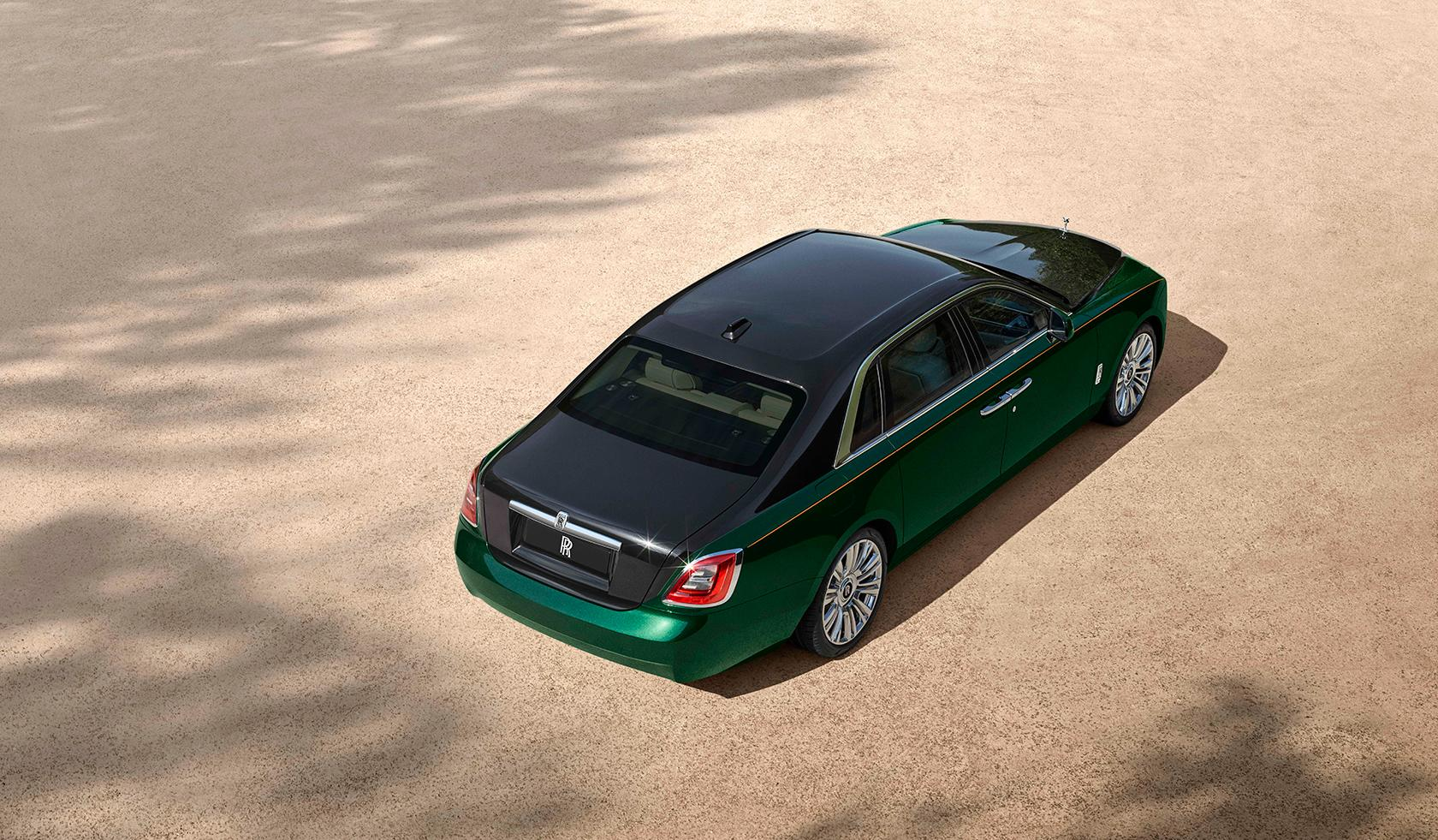 The Rolls-Royce Ghost: a car for the 'post-opulence' era ...