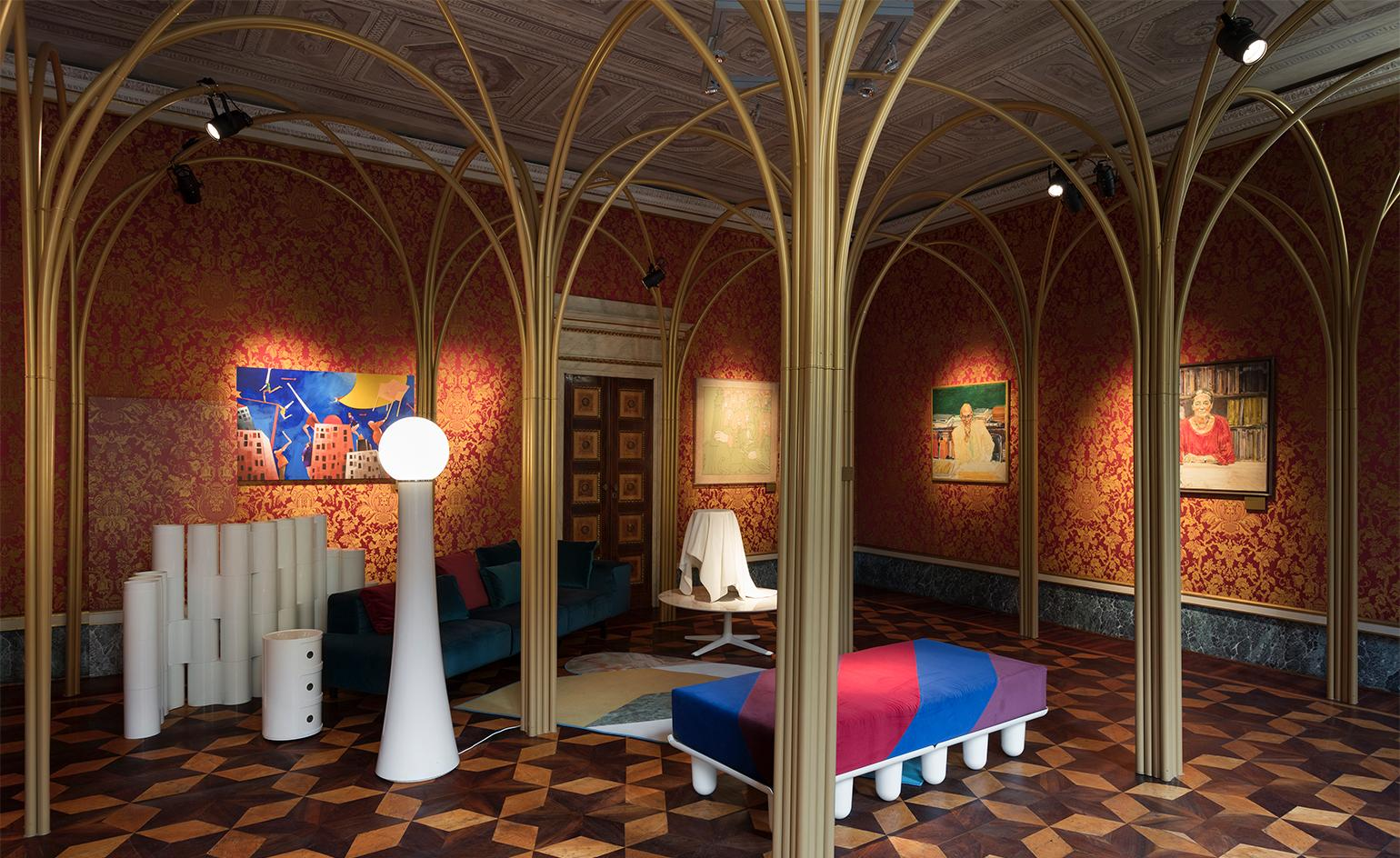 The Art Side Of Kartell At Palazzo Reale In Milan Opens