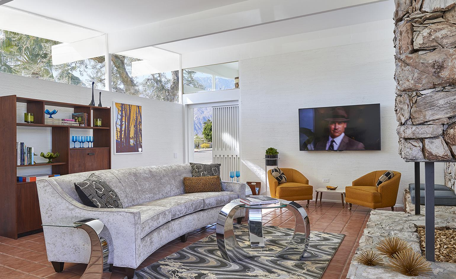 The Monkey Tree Hotel Review, Palm Springs, California