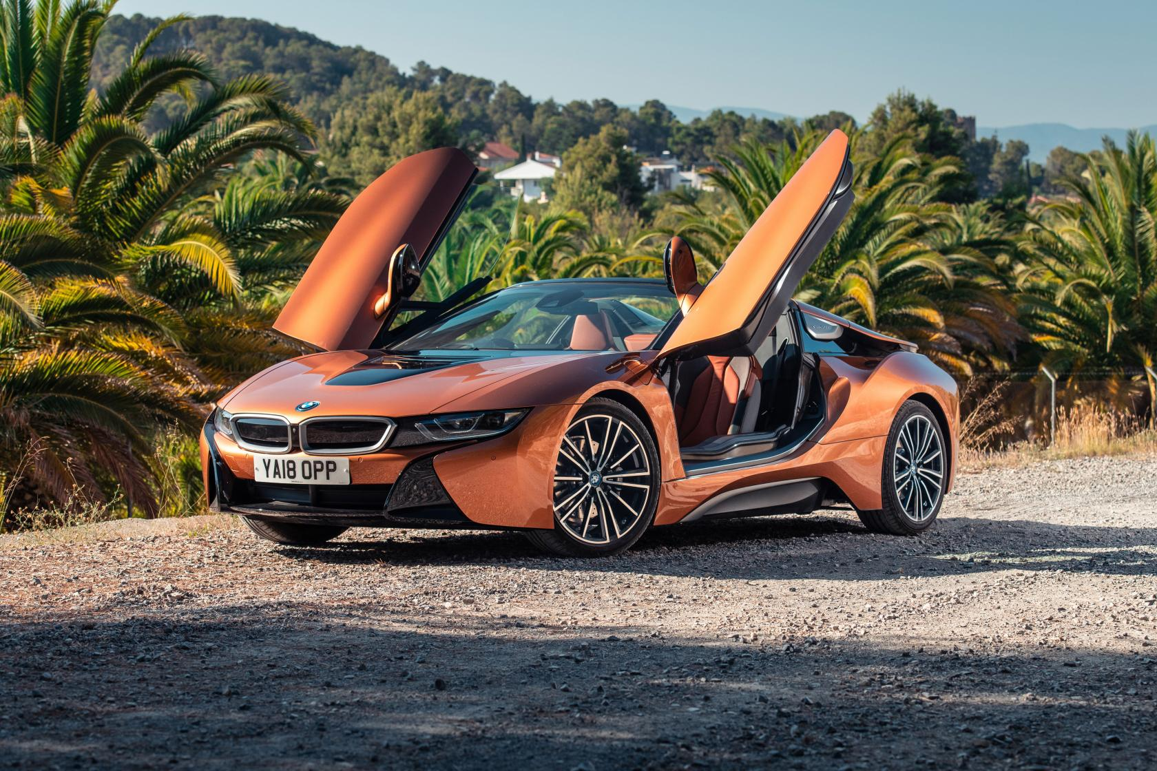 BMW i8 Roadster review and test drive 2018 | Wallpaper*