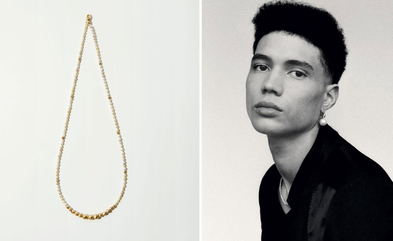 Renaissance man: designers are seeing pearls in a whole new light